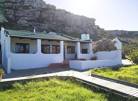 Cottage at Cape of Good Hope
